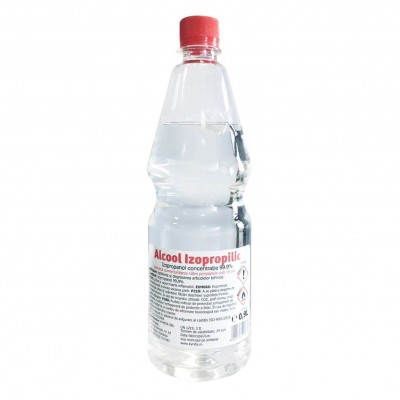 Alcool Izopropilic, concentratie 99.9%, 900 ml