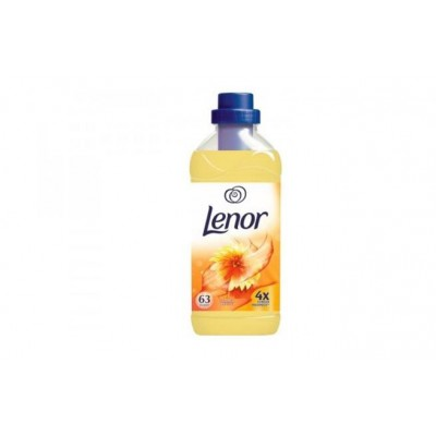 Balsam rufe Lenor Summer Breeze, 63 spalari,1.9 L