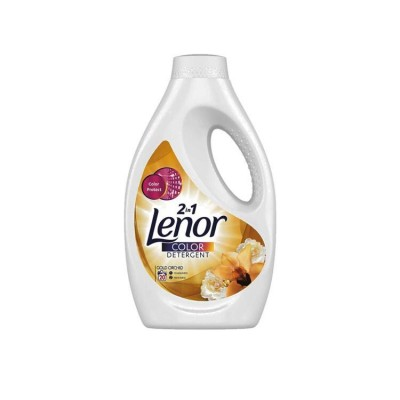 Detergent lichid Lenor Gold Orchid Color 1.1 L, 20 spalari