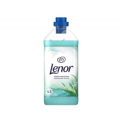Balsam rufe Lenor Fresh Meadow, 63 spalari,1.9 L