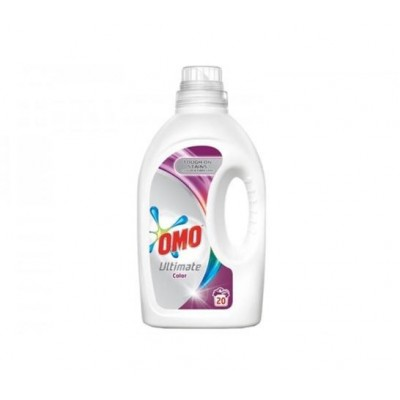 Detergent lichid Omo Ultimate Color , 20 spalari, 1 L