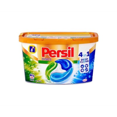 Detergent capsule Persil Disc Regular 4in1, 11 spalari