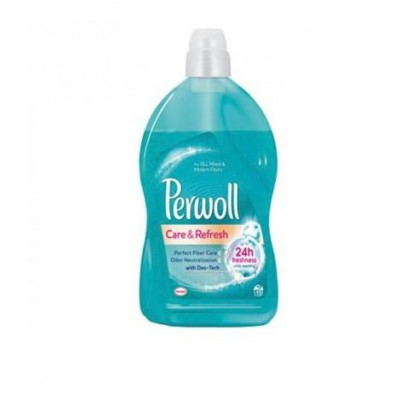 Perwoll Detergent lichid Care Refresh, 15 spalari, 900 ml