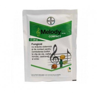 Fungicid Melody Compact 49 WDG, 20 grame