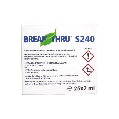 ADJUVANT , BREAK THRU S240 2 ml