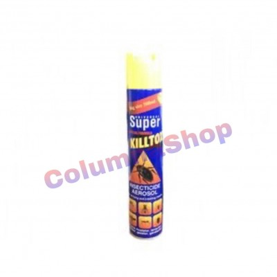Insecticid Killtox aerosol, 500ml